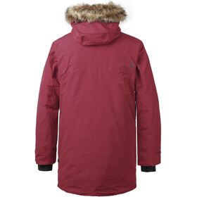 Didriksons 1913 Marcel Parka Herren element red